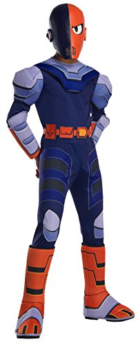 Teen Titans Go Movie Costume Deluxe Slade, Small