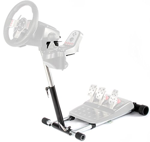 Wheel Stand Pro G Racing Steering Wheel Stand Compatible with Logitech G29 G923 G920 G27 & G25 Wheels, Deluxe, Original V2. Wheel and Pedals Not Included.