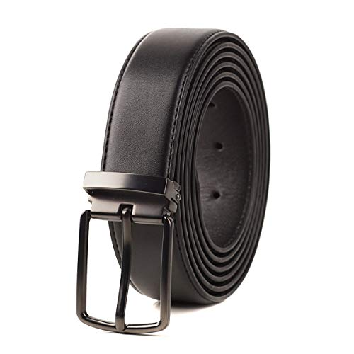 Giantsize Mens Belts Big and Tall 24 to 56 Inch, Easy to Trim to Fit