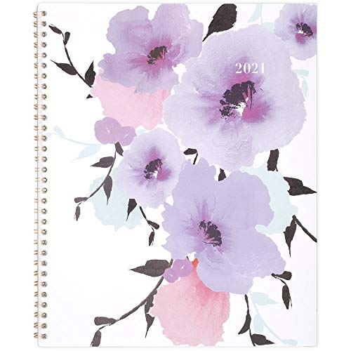 2021 Monthly Planner by Cambridge, 8-1/2' x 11', Large, Mina (1134-900-21)
