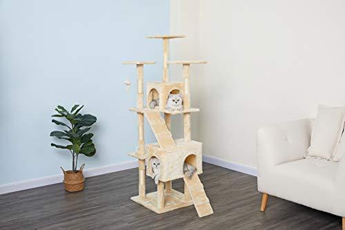 Homessity HC-001 Light Weight Economical Cat Tree Furniture