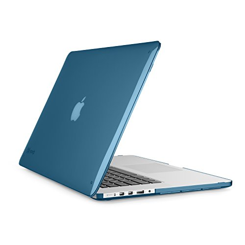 Speck Products SmartShell Case for MacBook Pro with Retina Display 15-Inch, Steel Blue(SPK-A2361)