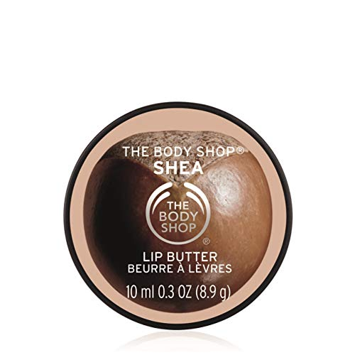 The Body Shop Shea Lip Butter, 0.34 Fl Oz