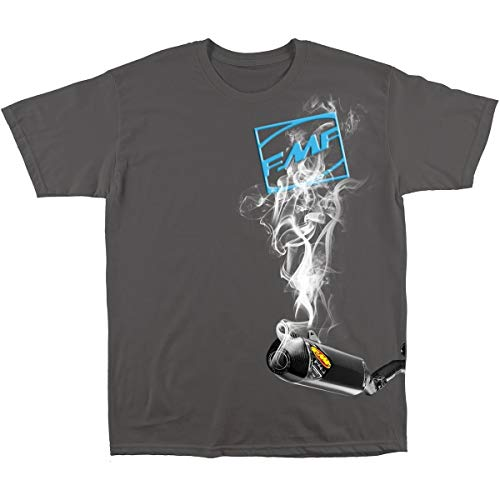 FMF Racing Men's Boxcage 2 Graphic T-Shirt-2XL Black