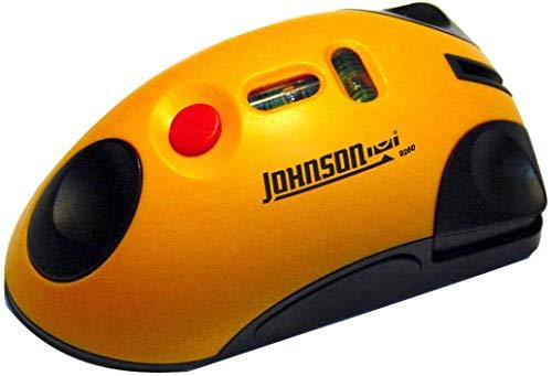 Johnson Level & Tool 9250 Laser Line Level (Mouse), orange