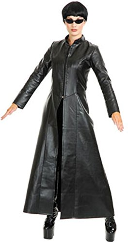 Women X-Small 3-5 - STREET DIVA Matrix Costume (Jacket Only)