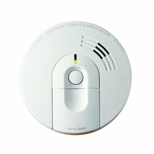 Firex/Kidde i5000 Hardwire Ionization Smoke Alarm with Battery Backup (6 Pack) by Kidde