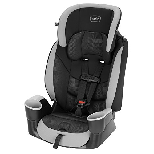 Maestro Sport Harness Highback Booster Car Seat, 22 to 110 Lbs., Granite Gray