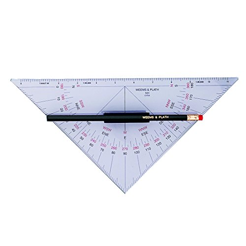 Weems & Plath #101 Protractor Triangle with Handle