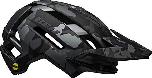 Bell Super Air MIPS Adult Bike Helmet - Matte/Gloss Black Camo (2020) - Medium (55-59 cm)