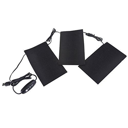 Jimdary Large Heating pad Portable Heating pad, Heating pad, Heating pad with shutoff, for Winter Outdoor Camping