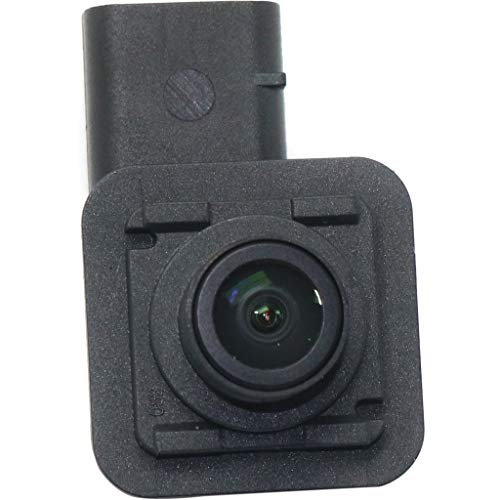 For Ford F-150 Back Up Camera 2015 2016 2017 | Rear View | All Cab Types | 120 Degrees | Detector Angle | Colored | Built In | Excludes Raptor Model | FO1960101 | FL3Z19G490D