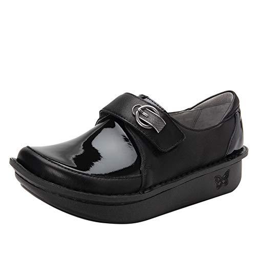 Alegria Dixi Womens Professional Shoe Black 10 M US