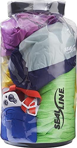 SealLine Baja View Dry Bag, 5 Liter, Clear