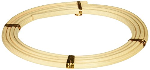 Commonwealth Basket RS872-1 Reed Spline #8, 3/16-Inch by 72-Inch