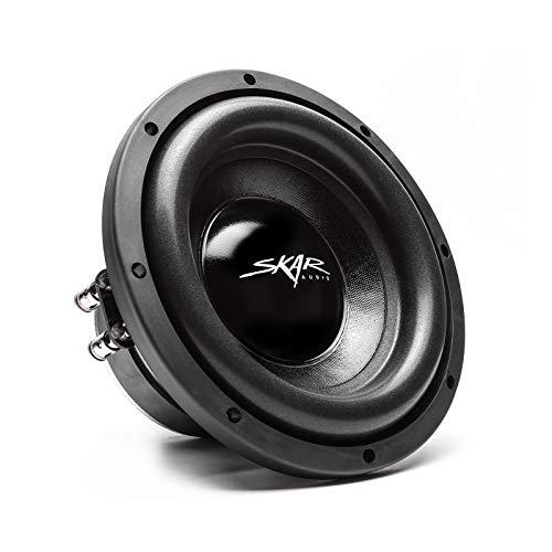 Skar Audio IX-8 D2 8' 300 Watt Max Power Dual 2 Ohm Car Subwoofer