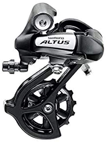 Shimano RDM310DL Altus GS 7/8-speed Rear Der Black,Long Cage