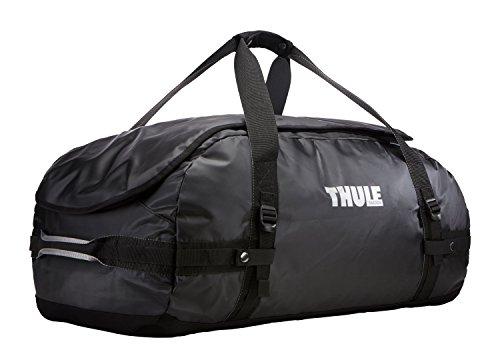 Thule Chasm Duffel Bag, Black, Large (90L)