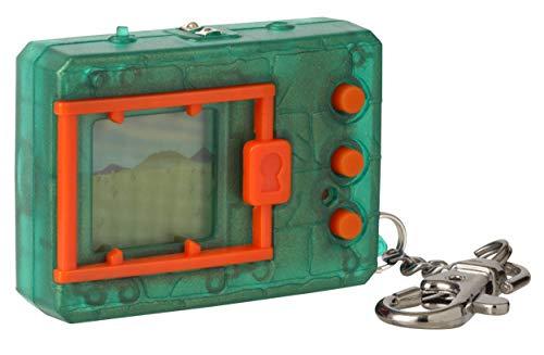 Digimon Bandai Original Digivice Virtual Pet Monster - Translucent Green