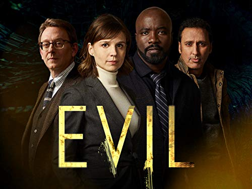 First Look At Evil on CBS