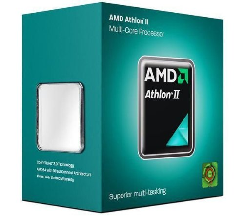 ADVANCED MICRO DEVICES, AMD Athlon II X2 270U 2 GHz Processor - Socket AM3 PGA-941 (Catalog Category: Computer Technology / Electronic Components)