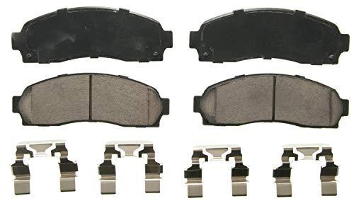 Wagner QuickStop ZD833 Ceramic Disc Brake Pad Set