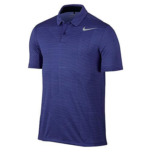 Men's Nike Mobility Jacquard Golf Polo-833105-512-XL