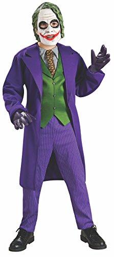 Rubie's Batman: The Dark Knight Trilogy The Joker Deluxe Child's Costume
