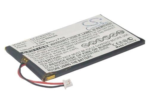 CameronSino GPS Navigator Battery for RightWay 550 900mAh 3.7 Li-Polymer 1 Year Warranty
