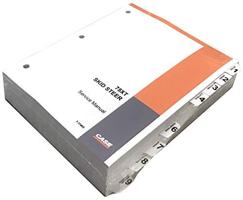 Case 75XT Workshop Repair Manual