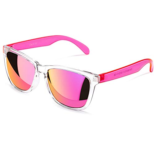 Fashion Womens Sunglasses UV400 Lens UVA/UVB Protection Fit for Outdoor,Ski Vacation