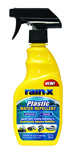 Rain-X 620036-6PK Plastic Treatment, 12 fl. oz. (Pack of 6)