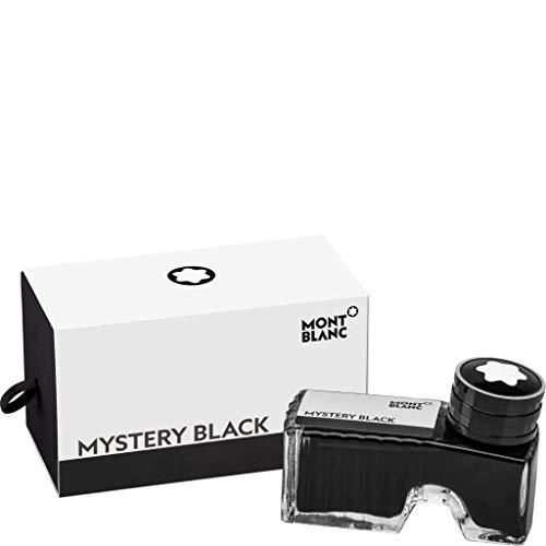Montblanc Bottled Ink Refill - Mystery Black 105190