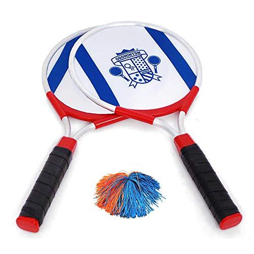 OgoSport - OgoMinton - Indoor / Outdoor Badminton Game for Ages 6 Years +