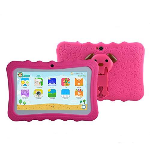 7 inch Mini Laptop Wired USB WiFi Kids Tablet