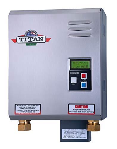 Titan N-270 27 KW 240V 113A SCR4 Tankless water heater