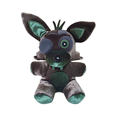 18cm FNAF Five Nights at Freddy's Fox Foxy Plush Toys Soft Animals Stuffed Toys Doll for Kids Children Gifts Brown