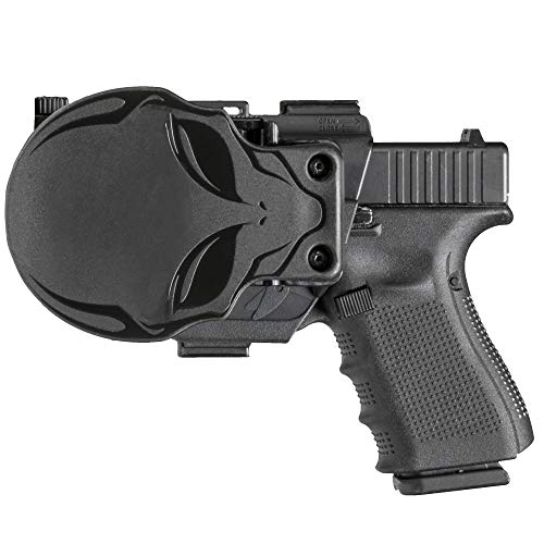 Alien Gear holsters SS OWB Paddle Holster Holster for a Glock 19 (Right Handed)
