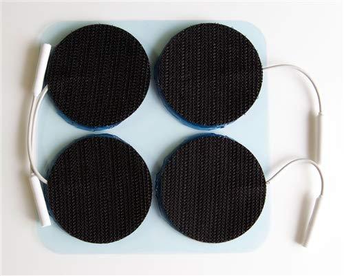Walkaide Premium Electrodes 4 Pack 1.875'