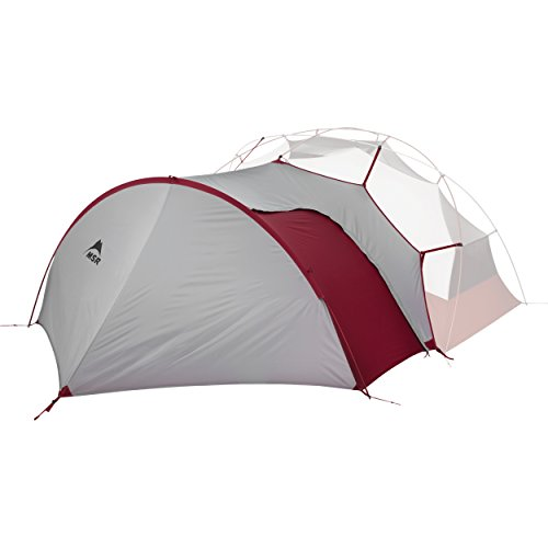 MSR Gear Shed Tent Attachable Shelter for Elixir & Hubba Tents