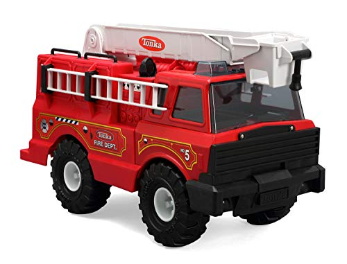 Tonka Classic Steel Fire Engine Vehicle
