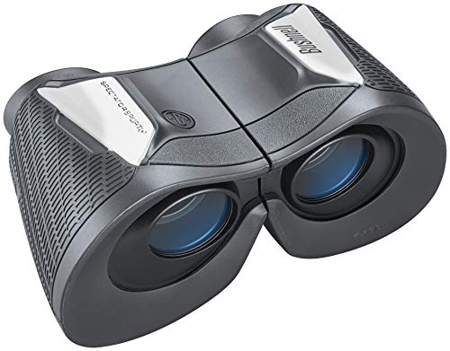 Bushnell Waterproof Spectator Sport Permafocus Binocular, 4x30, Black