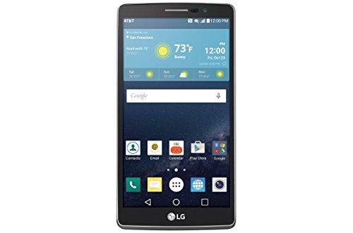 LG G Vista 2 H740 (16GB, 2GB RAM) | 5.7' Full HD Display | 13MP Camera | 3000 mAh Battery | Android 6.0 Marshmallow | 4G LTE | GSM Unlocked |Titan Black | Stylus Pen Smartphone
