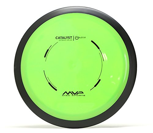 MVP Disc Sports Neutron Catalyst Disc Golf Distance Driver (170-175g / Colors May Vary)