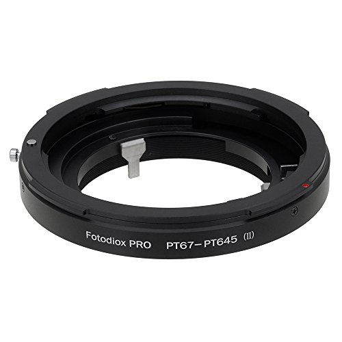 Fotodiox Pro Lens Mount Adapter - Pentax 6x7 Lenses to Pentax 645 Cameras