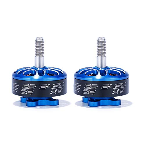 iFlight XING-E 2306 2450KV 2-4S Brushless Motor for FPV 200-300mm Freestyle Racing Quadcopter Drone (Pack of 2)