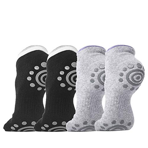 DubeeBaby Women's Yoga Socks Non Slip Socks Hospital Socks