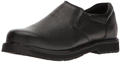 Dr. Scholl's Men's Winder II Work Shoe,Black, 11 C/D US