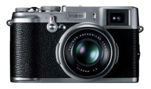 Fujifilm X100 12.3 MP APS-C CMOS EXR Digital Camera with 23mm Fujinon Lens and 2.8-Inch LCD