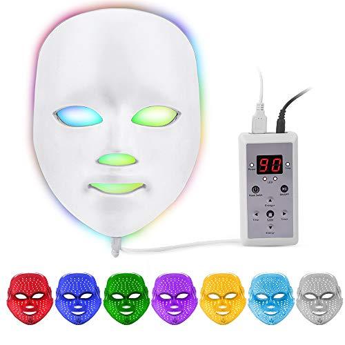 7 Colors Light Mask